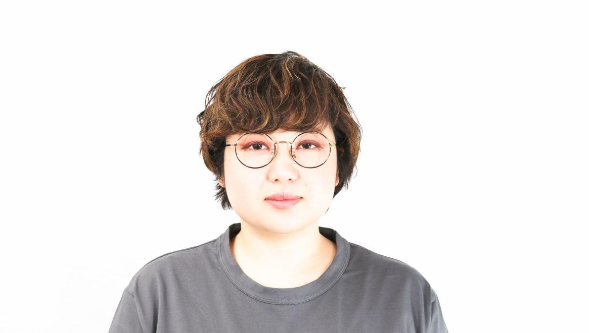 Oh My Glasses TOKYO Neal2 omg-111-BKG-47 [メタル/鯖江産/丸メガネ]  7
