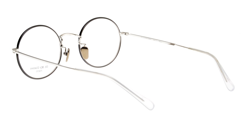 Oh My Glasses TOKYO Neal2 omg-111-BKS-47 [メタル/鯖江産/丸メガネ]  3