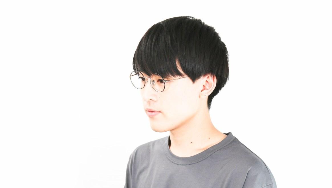 Oh My Glasses TOKYO Neal2 omg-111-BKS-47 [メタル/鯖江産/丸メガネ]  6