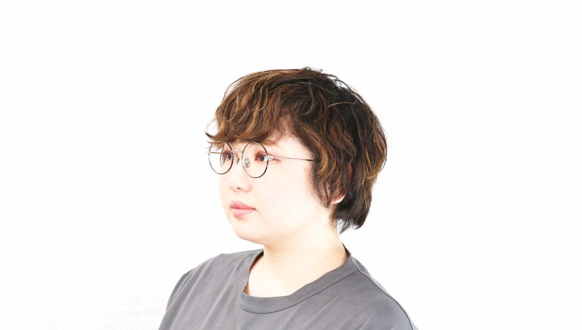Oh My Glasses TOKYO Neal2 omg-111-BKS-47 [メタル/鯖江産/丸メガネ]  8