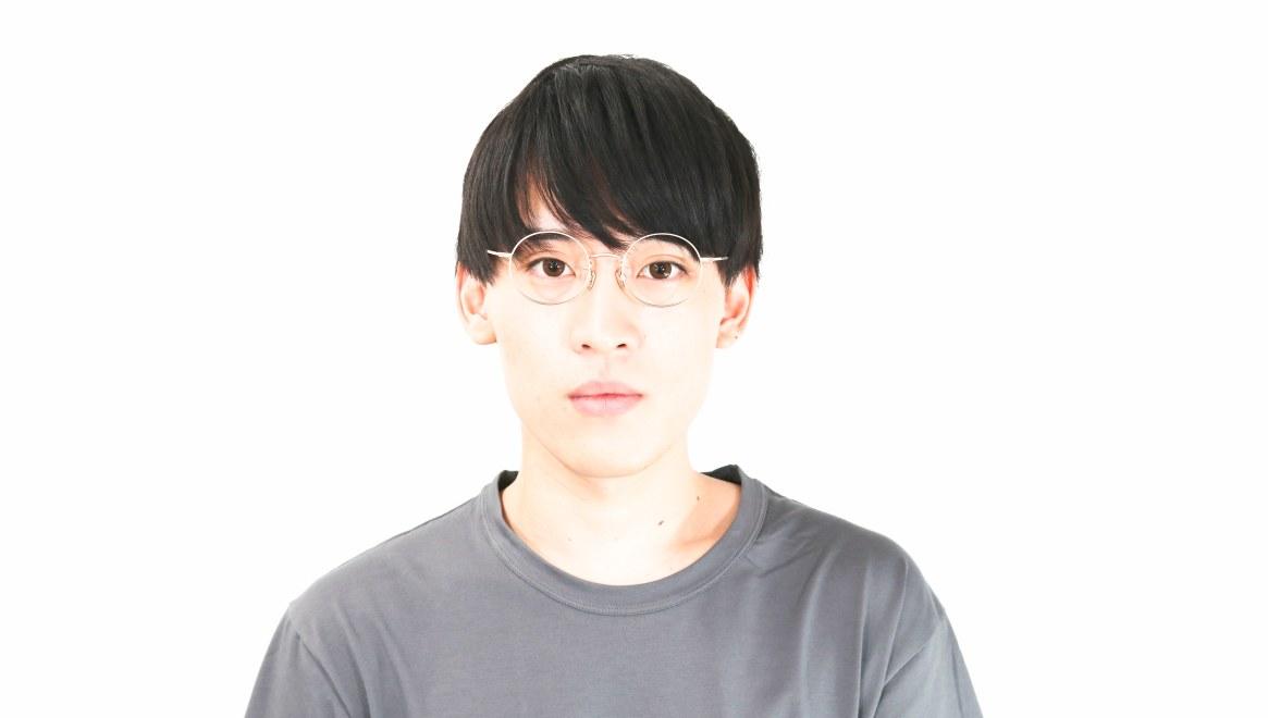 Oh My Glasses TOKYO Neal2 omg-111-GD-47 [メタル/鯖江産/丸メガネ/ゴールド]  5