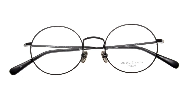 Oh My Glasses TOKYO Neal2 omg-111-MKB-47 [メタル/日本製/チタン/丸メガネ]  4