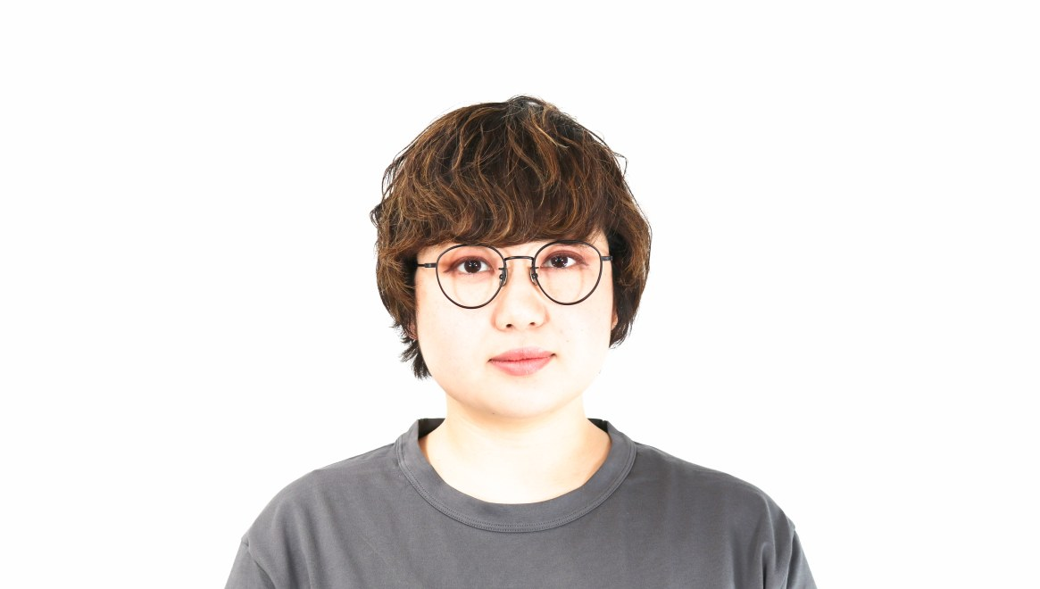 seem Oh My Glasses TOKYO Lester omg-107-MBK-47 [メタル/鯖江産/丸メガネ]  7