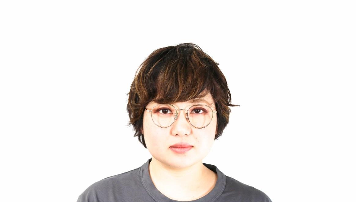seem Oh My Glasses TOKYO Lester omg-107-GD-47 [メタル/鯖江産/丸メガネ/ゴールド]  7