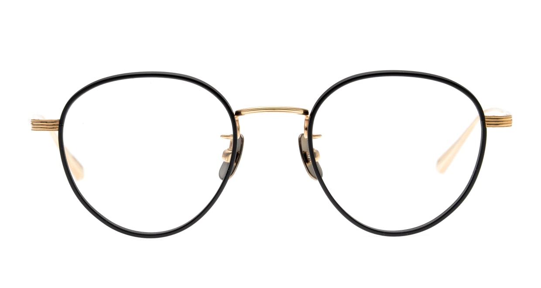Oh My Glasses TOKYO Lester omg-107-BK-47 [メタル/鯖江産/丸メガネ]