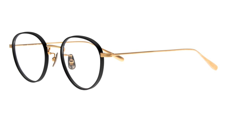 Oh My Glasses TOKYO Lester omg-107-BK-47 [メタル/鯖江産/丸メガネ]  1