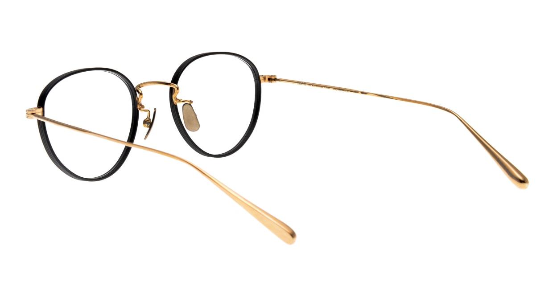 Oh My Glasses TOKYO Lester omg-107-BK-47 [メタル/鯖江産/丸メガネ]  3