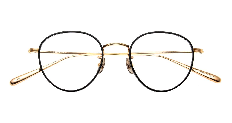 Oh My Glasses TOKYO Lester omg-107-BK-47 [メタル/鯖江産/丸メガネ]  4