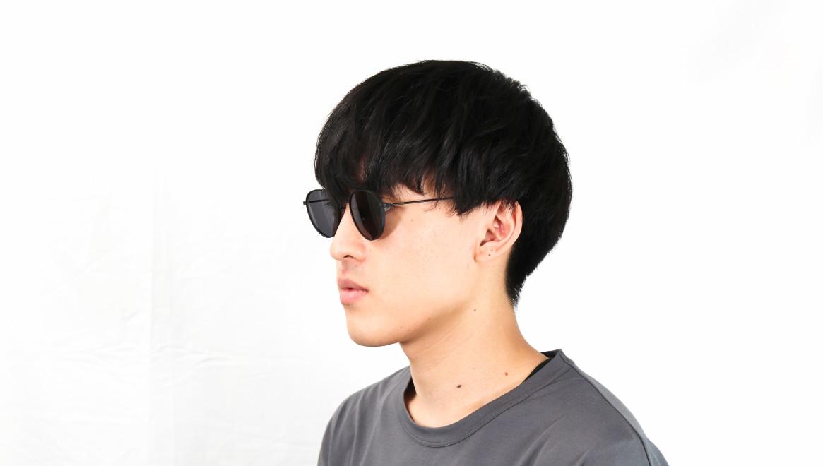 seem Oh My Glasses TOKYO Lester omg-107-MBK-49-sun [メタル/鯖江産/ボストン]  6