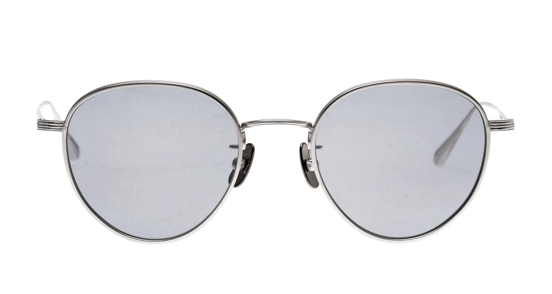 Oh My Glasses TOKYO Lester omg-107-SV-49-sun [メタル/鯖江産/ボストン]