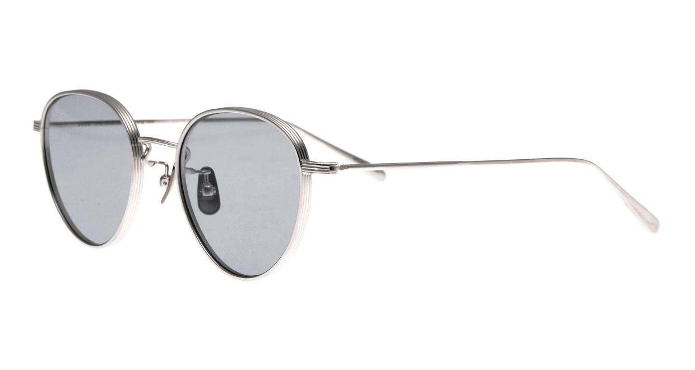 Oh My Glasses TOKYO Lester omg-107-SV-49-sun [メタル/鯖江産/ボストン]  1