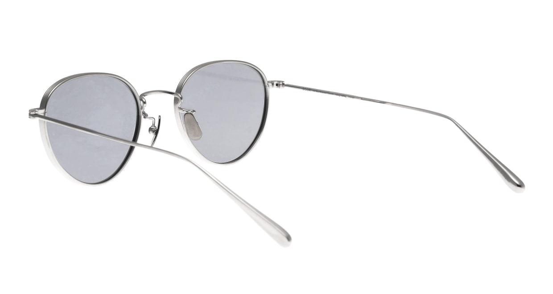 Oh My Glasses TOKYO Lester omg-107-SV-49-sun [メタル/鯖江産/ボストン]  3