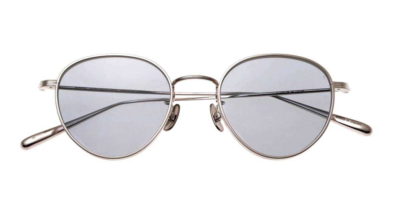 Oh My Glasses TOKYO Lester omg-107-SV-49-sun [メタル/鯖江産/ボストン]  4