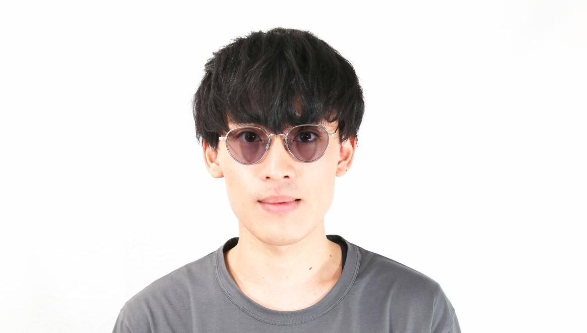seem Oh My Glasses TOKYO Lester omg-107-SV-49-sun [メタル/鯖江産/ボストン]  5