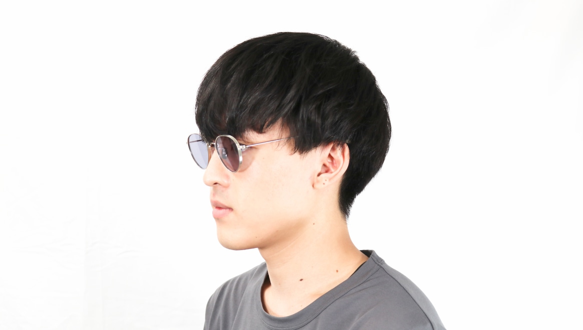 seem Oh My Glasses TOKYO Lester omg-107-SV-49-sun [メタル/鯖江産/ボストン]  6