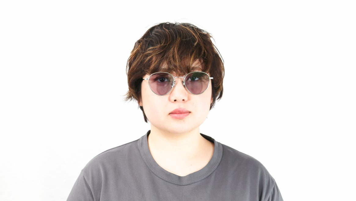 seem Oh My Glasses TOKYO Lester omg-107-SV-49-sun [メタル/鯖江産/ボストン]  7