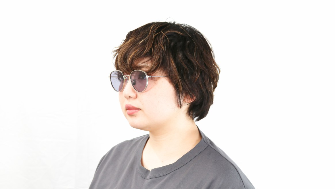 seem Oh My Glasses TOKYO Lester omg-107-SV-49-sun [メタル/鯖江産/ボストン]  8