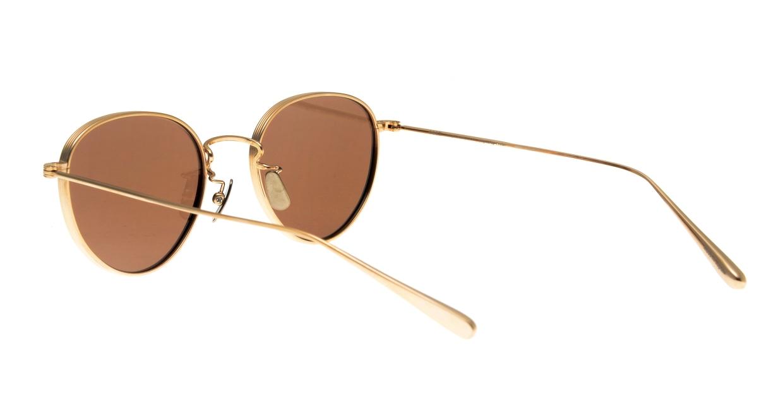 Oh My Glasses TOKYO Lester omg-107-GD-49-sun [メタル/鯖江産/ボストン]  3