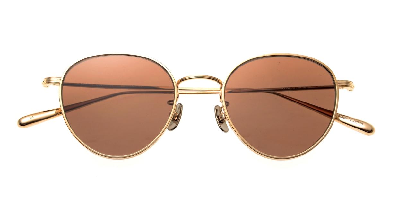 Oh My Glasses TOKYO Lester omg-107-GD-49-sun [メタル/鯖江産/ボストン]  4