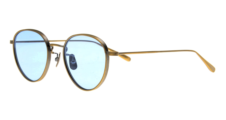 Oh My Glasses TOKYO Lester omg-107-ATG-49-sun [メタル/鯖江産/ボストン]  1