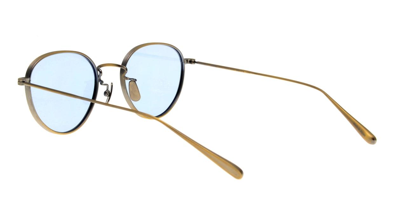 Oh My Glasses TOKYO Lester omg-107-ATG-49-sun [メタル/鯖江産/ボストン]  3