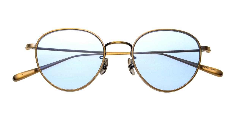 Oh My Glasses TOKYO Lester omg-107-ATG-49-sun [メタル/鯖江産/ボストン]  4
