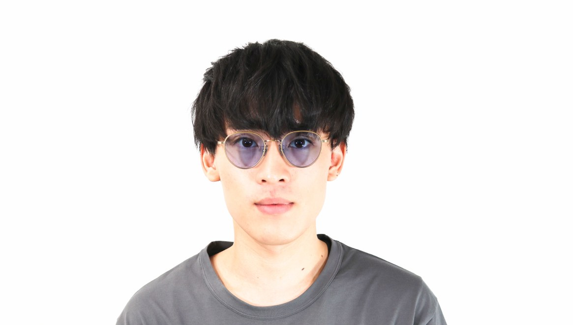 seem Oh My Glasses TOKYO Lester omg-107-ATG-49-sun [メタル/鯖江産/ボストン]  5