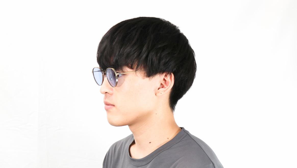 seem Oh My Glasses TOKYO Lester omg-107-ATG-49-sun [メタル/鯖江産/ボストン]  6
