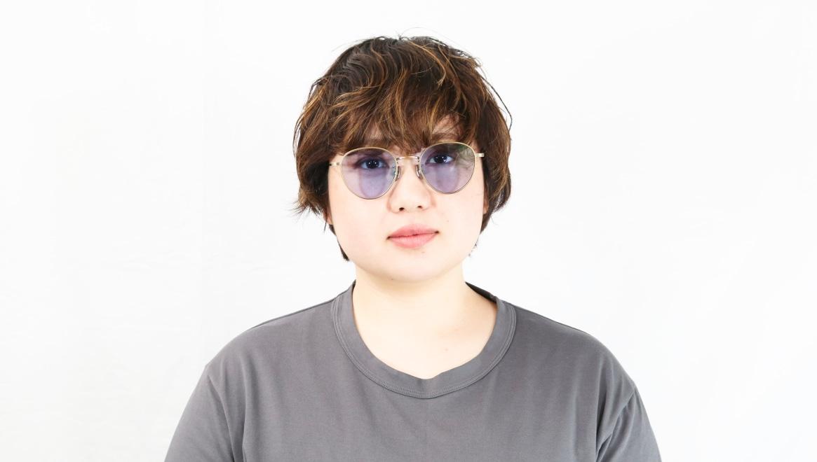 seem Oh My Glasses TOKYO Lester omg-107-ATG-49-sun [メタル/鯖江産/ボストン]  7