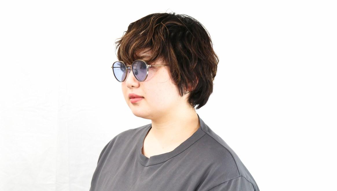 seem Oh My Glasses TOKYO Lester omg-107-ATG-49-sun [メタル/鯖江産/ボストン]  8
