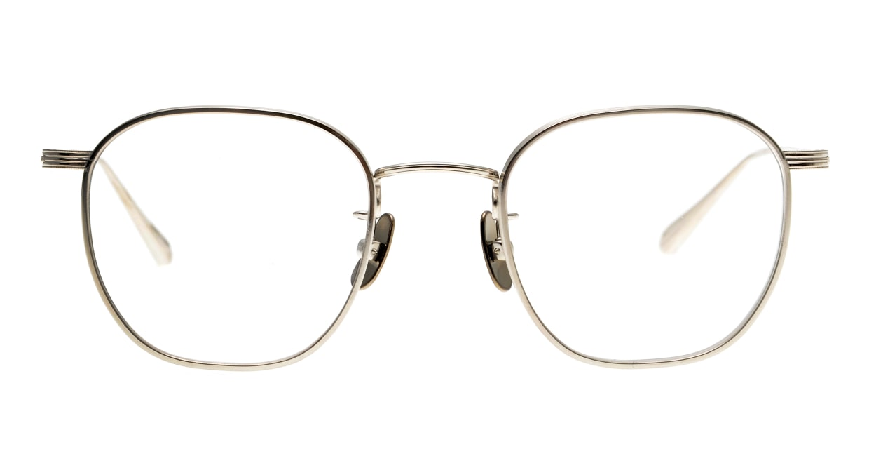 Oh My Glasses TOKYO Clifford omg-108-SV-46 [メタル/鯖江産/ウェリントン/シルバー]