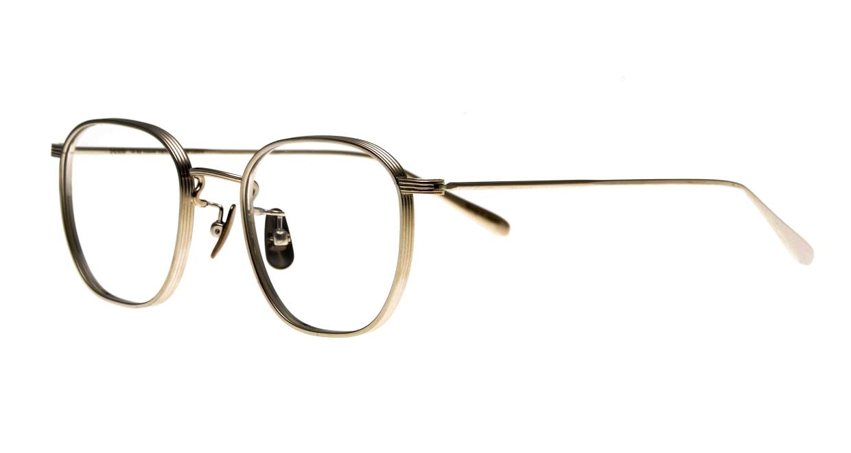 Oh My Glasses TOKYO Clifford omg-108-SV-46 [メタル/鯖江産/ウェリントン/シルバー]  1