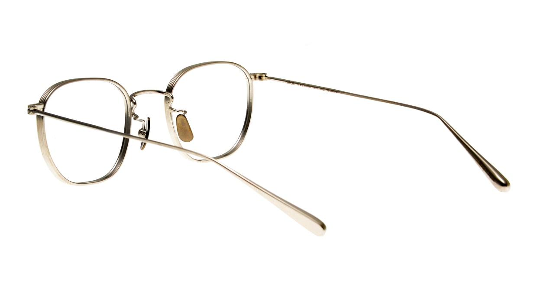 Oh My Glasses TOKYO Clifford omg-108-SV-46 [メタル/鯖江産/ウェリントン/シルバー]  3