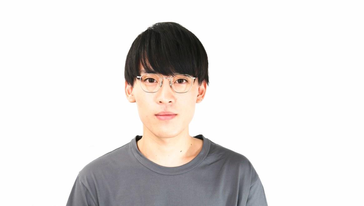 seem Oh My Glasses TOKYO Clifford omg-108-SV-46 [メタル/鯖江産/ウェリントン/シルバー]  5