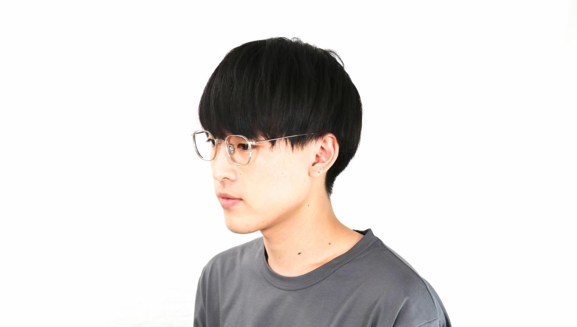 seem Oh My Glasses TOKYO Clifford omg-108-SV-46 [メタル/鯖江産/ウェリントン/シルバー]  6