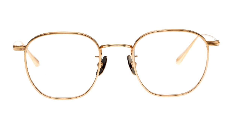 seem Oh My Glasses TOKYO Clifford omg-108-GD-46 [メタル/鯖江産/ウェリントン/ゴールド]