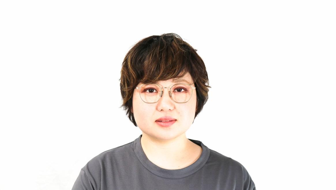 seem Oh My Glasses TOKYO Clifford omg-108-GD-46 [メタル/鯖江産/ウェリントン/ゴールド]  7