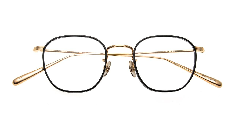 Oh My Glasses TOKYO Clifford omg-108-BK-46 [メタル/鯖江産/ウェリントン]  4