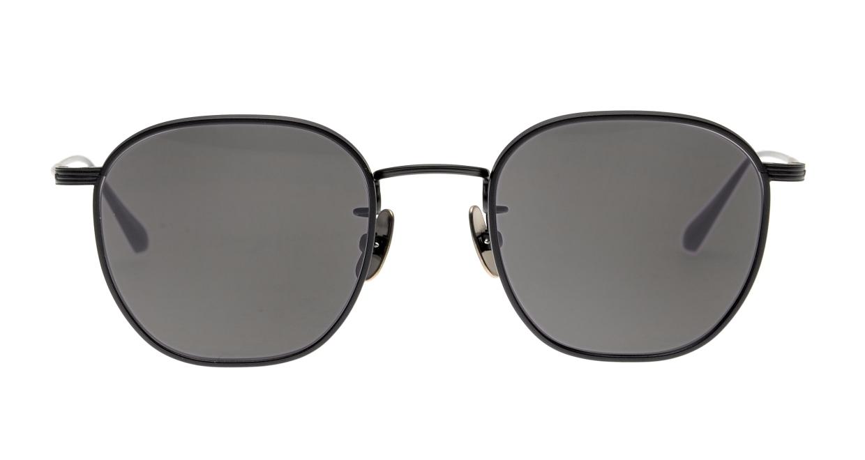 Oh My Glasses TOKYO Clifford omg-108-MBK-48-sun [メタル/鯖江産/ウェリントン]