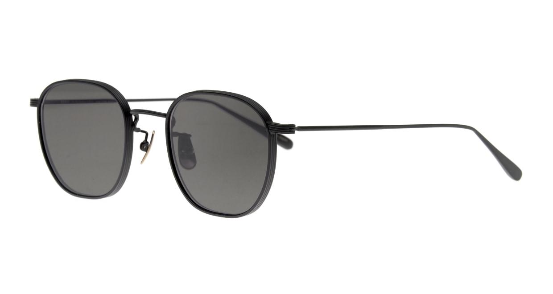 Oh My Glasses TOKYO Clifford omg-108-MBK-48-sun [メタル/鯖江産/ウェリントン]  1