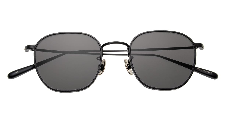 Oh My Glasses TOKYO Clifford omg-108-MBK-48-sun [メタル/鯖江産/ウェリントン]  4