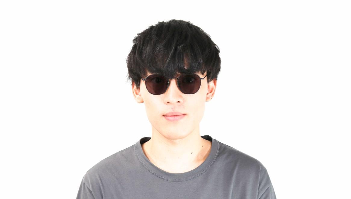 seem Oh My Glasses TOKYO Clifford omg-108-MBK-48-sun [メタル/鯖江産/ウェリントン]  5