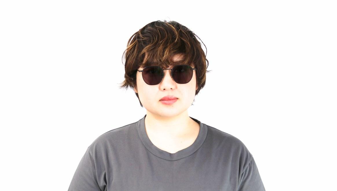 seem Oh My Glasses TOKYO Clifford omg-108-MBK-48-sun [メタル/鯖江産/ウェリントン]  7