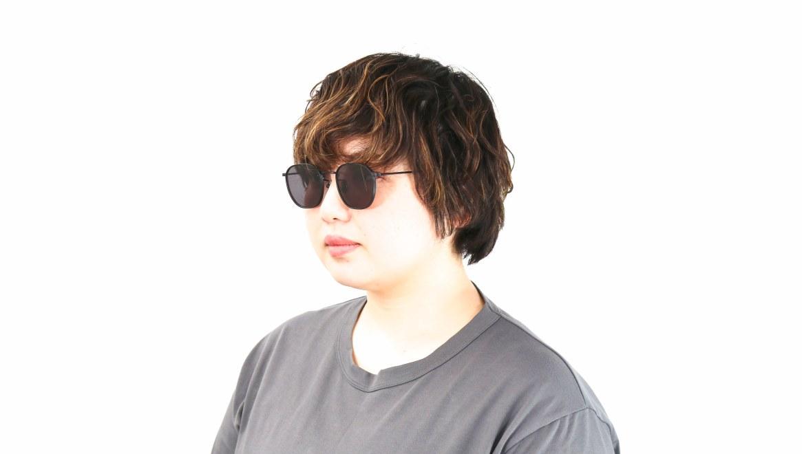 seem Oh My Glasses TOKYO Clifford omg-108-MBK-48-sun [メタル/鯖江産/ウェリントン]  8