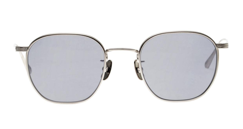 Oh My Glasses TOKYO Clifford omg-108-SV-48-sun [メタル/鯖江産/ウェリントン]