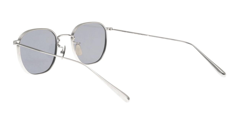 seem Oh My Glasses TOKYO Clifford omg-108-SV-48-sun [メタル/鯖江産/ウェリントン]  3