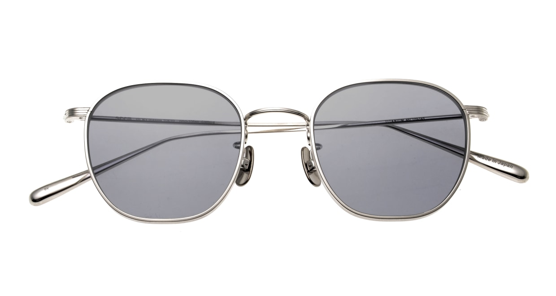 Oh My Glasses TOKYO Clifford omg-108-SV-48-sun [メタル/鯖江産/ウェリントン]  4