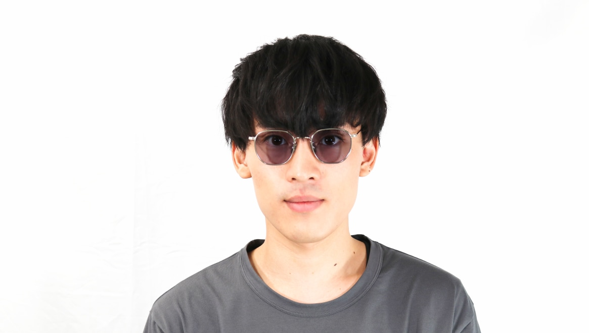 seem Oh My Glasses TOKYO Clifford omg-108-SV-48-sun [メタル/鯖江産/ウェリントン]  5