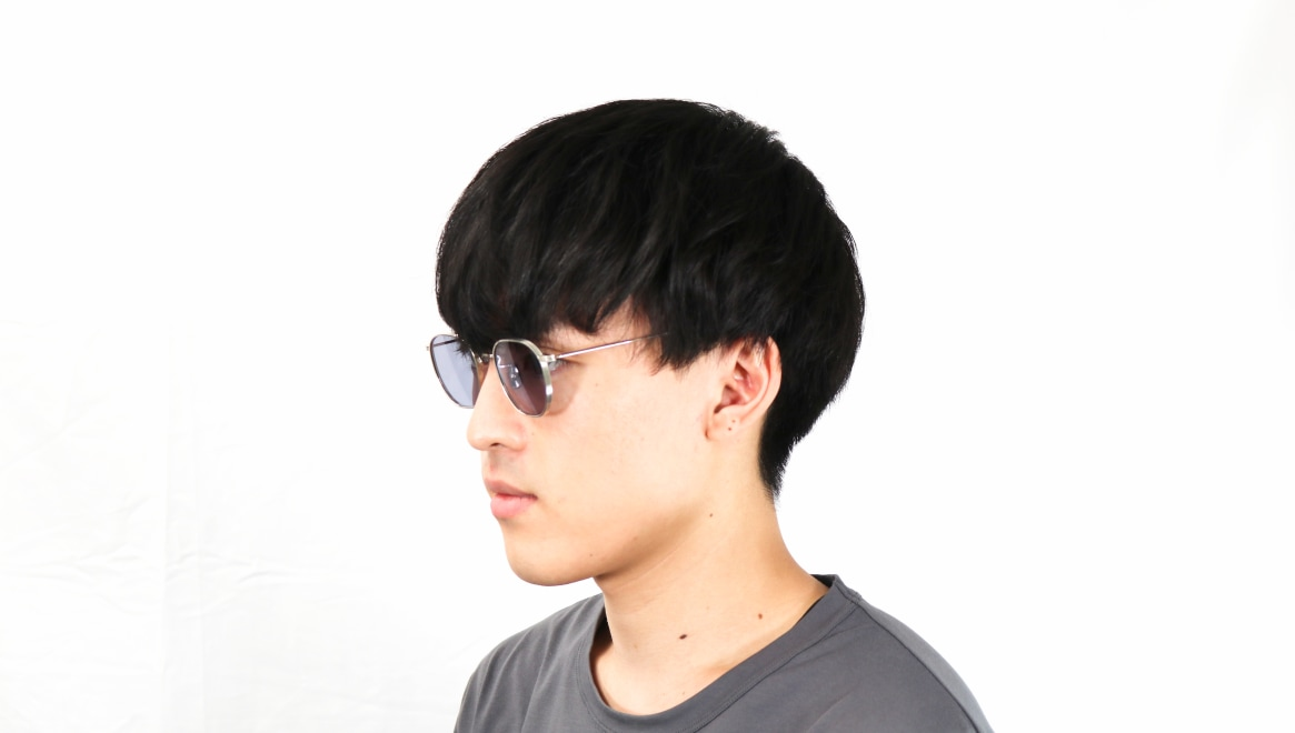 seem Oh My Glasses TOKYO Clifford omg-108-SV-48-sun [メタル/鯖江産/ウェリントン]  6