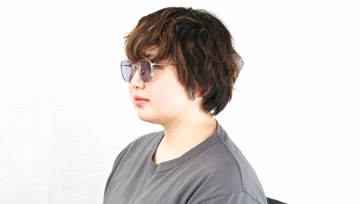 seem Oh My Glasses TOKYO Clifford omg-108-SV-48-sun [メタル/鯖江産/ウェリントン]  8